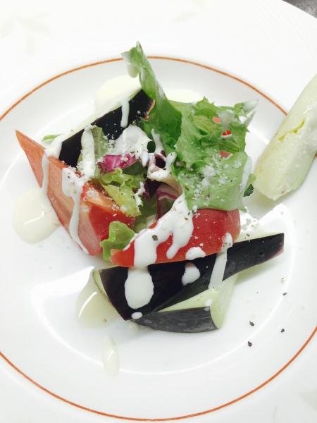 コース 西麻布 六本木 片岡護のイタリアン料理「 …